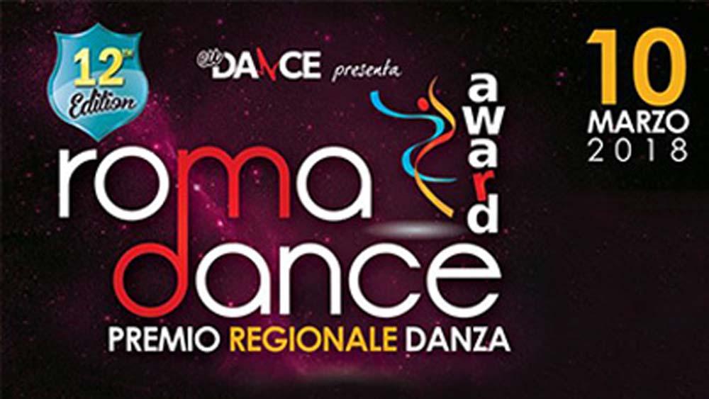"""2018 - OSCAR DELLA DANZA - Concorso Nazionale ROMA DANCE AWARD Secondi con la coreografia """"Without Wings"""" a CINECITTA' WORLD"""