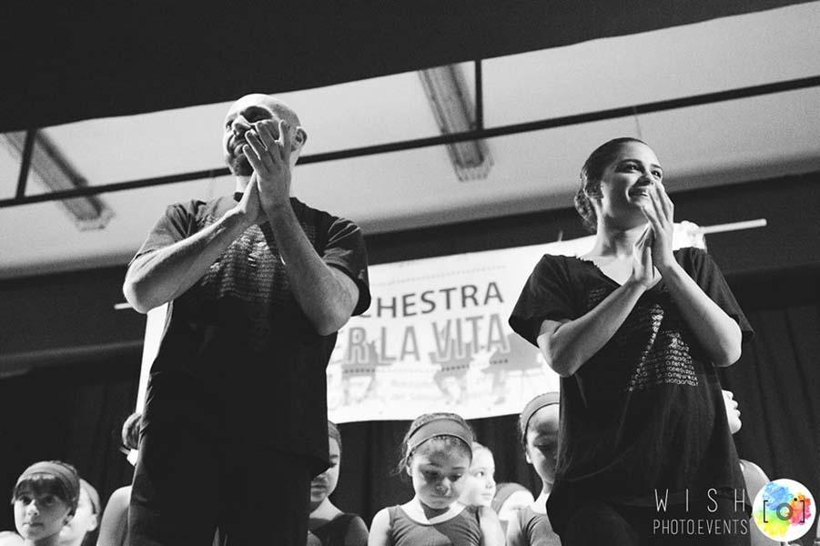 2017 - - A MARTINA... Spettacolo 2017 dedicato a Martina Maselli, nella mente e nel cuore per sempre. Pro Orchestra per la Vita