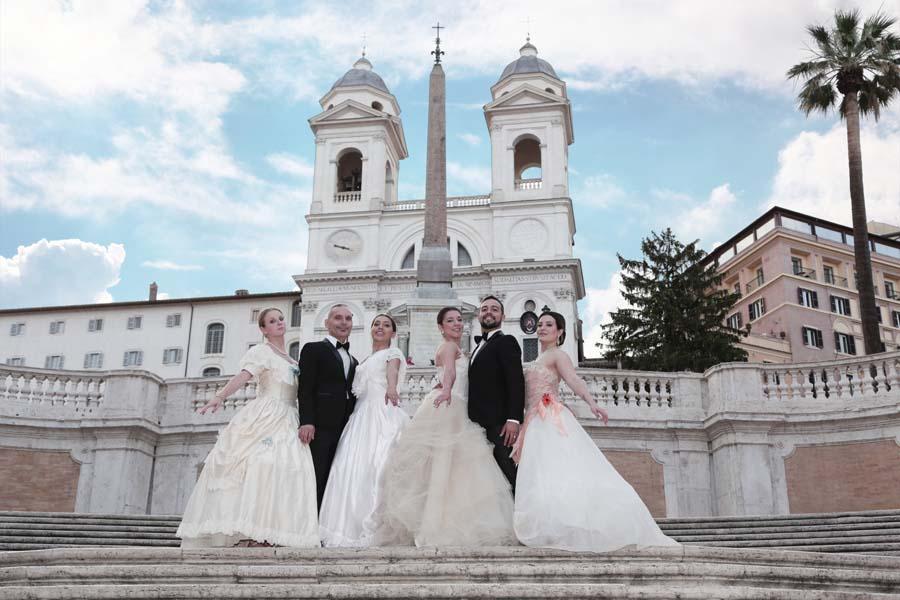2018 - DANZE DELL'800 ideazione e ricostruzione a cura di Maria Pilara Mignardi. Corpo di Ballo Centro Dimensione Danza.