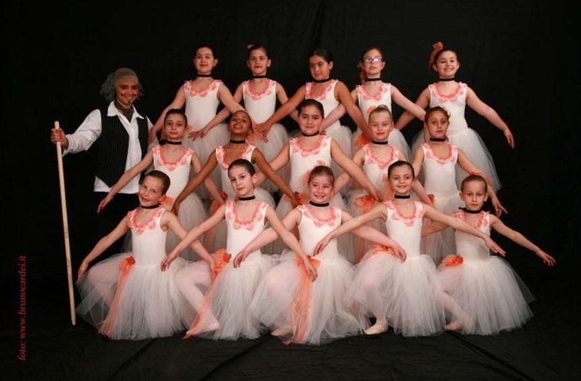 In sala danza