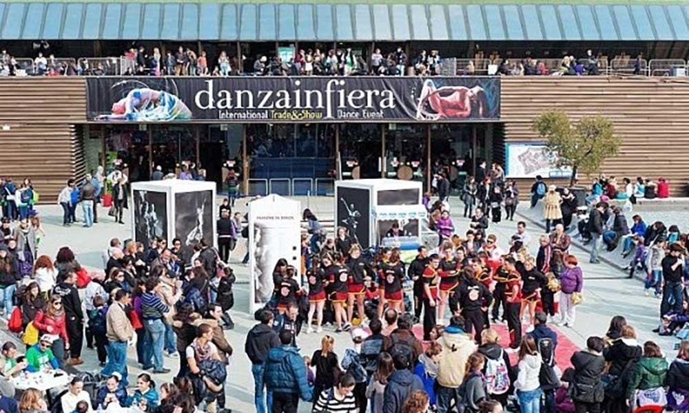 """2016 - DANZAINFIERA Attestato di partecipazione master alta formazione classica accademica per insegnanti """"Metodo Vaganova""""."""