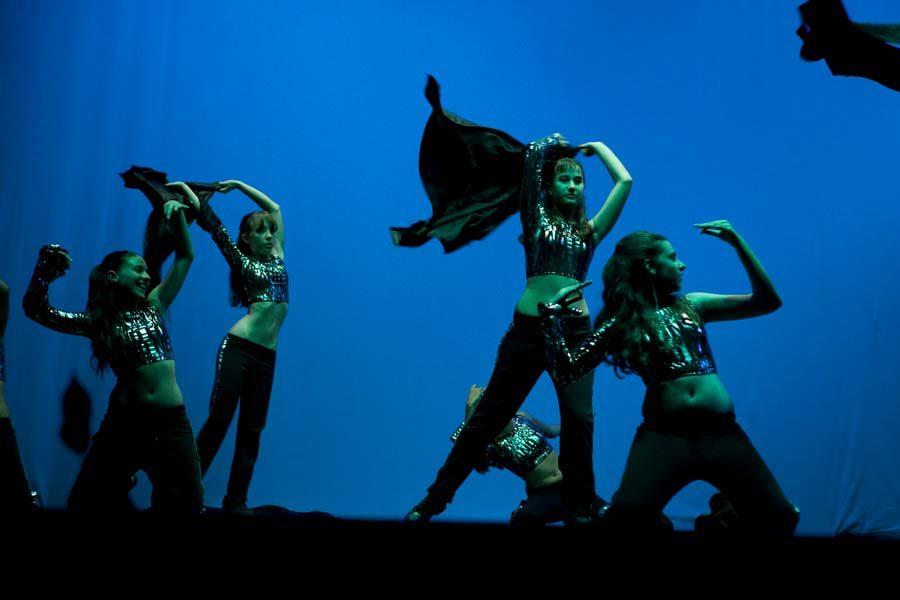 """Saggio di fine anno 2006/07  """"Centro Dimensione Danza"""""""